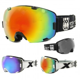 TWO-X AIR Skibrille verspiegelt
