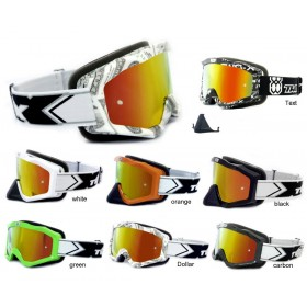 TWO-X Evo V2 Crossbrille iridium verspiegelt