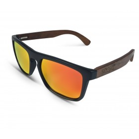 TWO-X Sonnenbrille schwarz orange