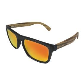 TWO-X Sonnenbrille schwarz rot Zebr