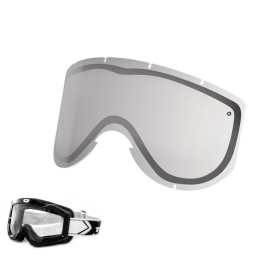 Brillenglas von TWO-X klar MX Brillenglas, Ersatzglas Motocross Brille