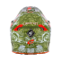 Oneal 5Series Crosshelm HR grün orange mit TWO-X Race Brille