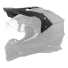 Oneal Spare Visor Sierra II matt schwarz